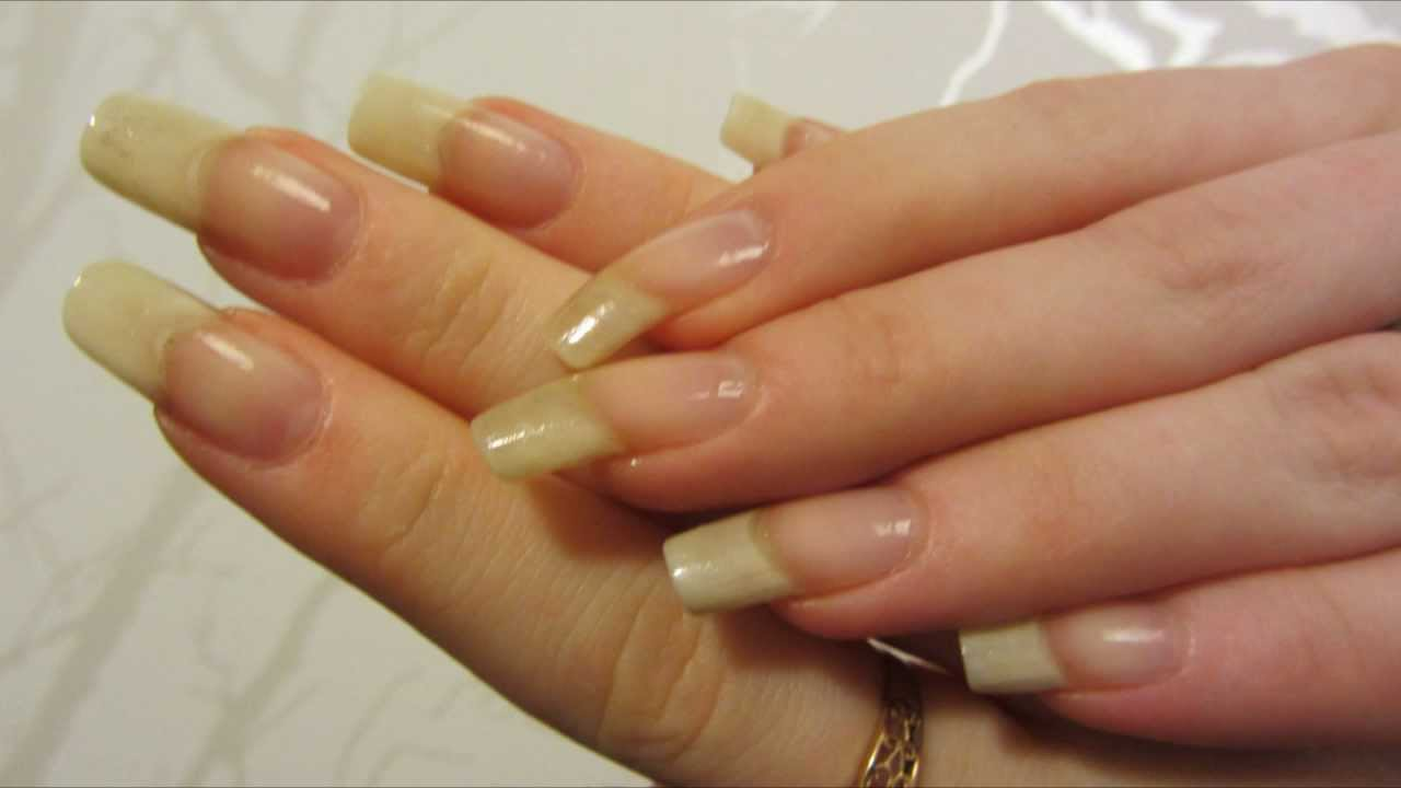 How To Grow Big Nails Naturally