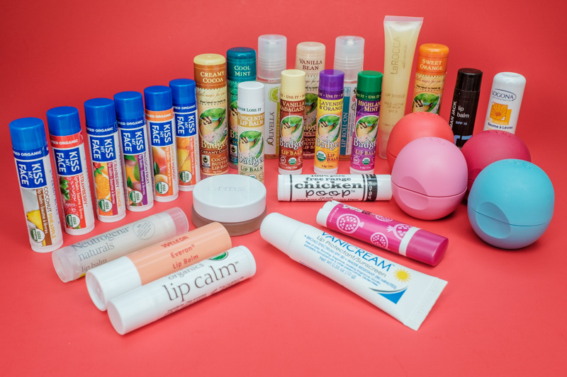 Reviews Of The Best Lip Balms Available